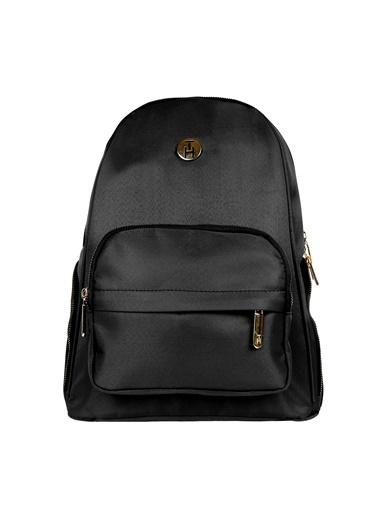 TH Bags Sırt Çantası Siyah